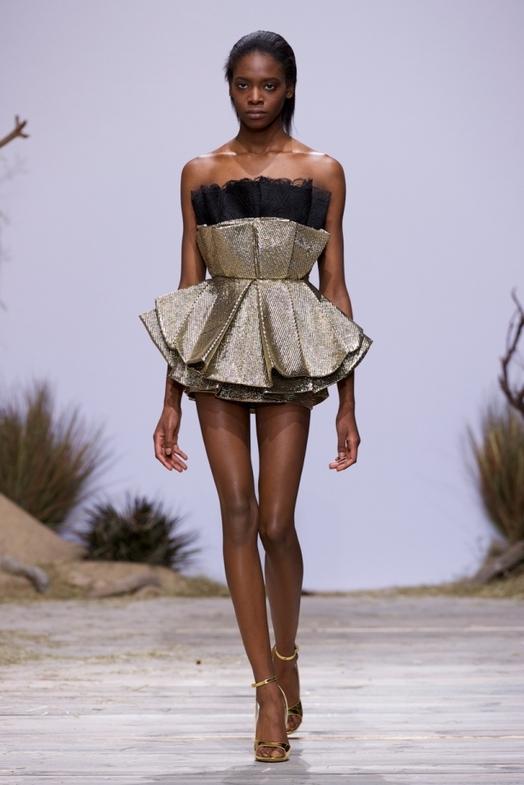 Zuhaitz Haute Couture весна-лето 2014, фото № 11
