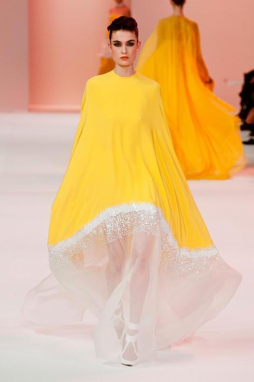 Stephane Rolland Haute Couture весна-лето 2014, фото № 25