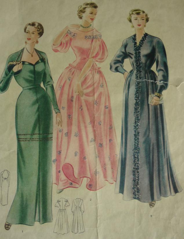 модный показ, вечернее платье