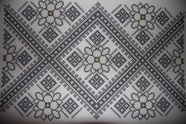 魔法绣  第5部分:明亮的绣 - maomao - 我随心动