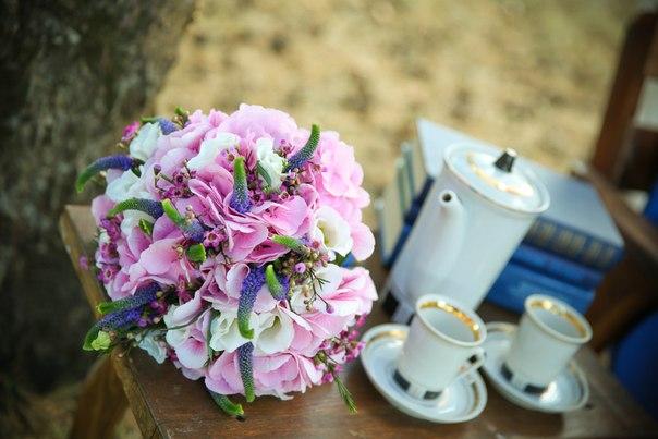 свадьба в розовом цвете, свадебные аксессуары