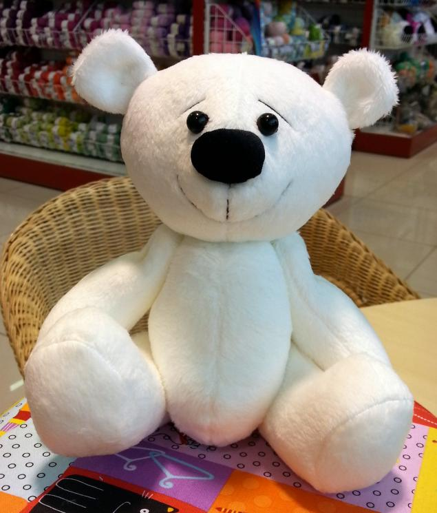 Медведь своими руками мягкая игрушка
