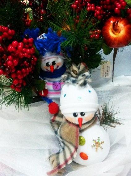 игрушка, новогодняя игрушка, подарок, игрушка из носков, творим с детьми, новогодний сувенир, мастер-класс, занятие с детьми