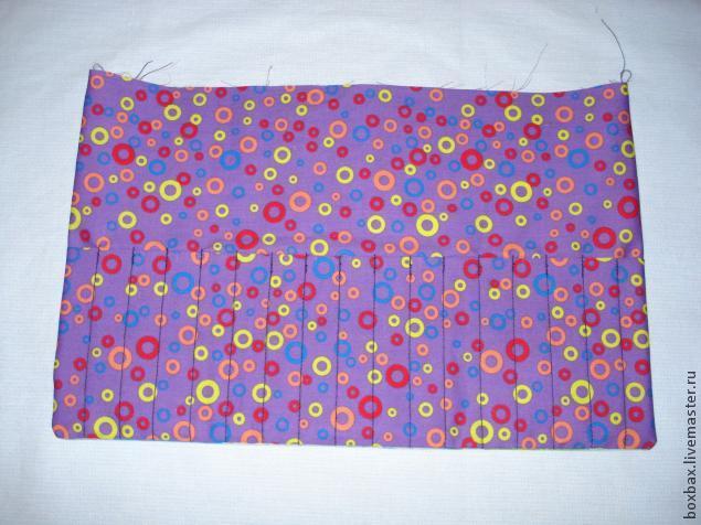 текстильный пенал