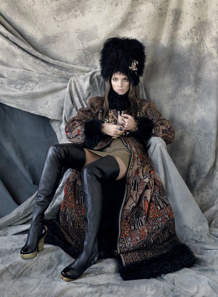 Russian fluffy hat. Hannah & Fay Inspire and Enrich yourself v