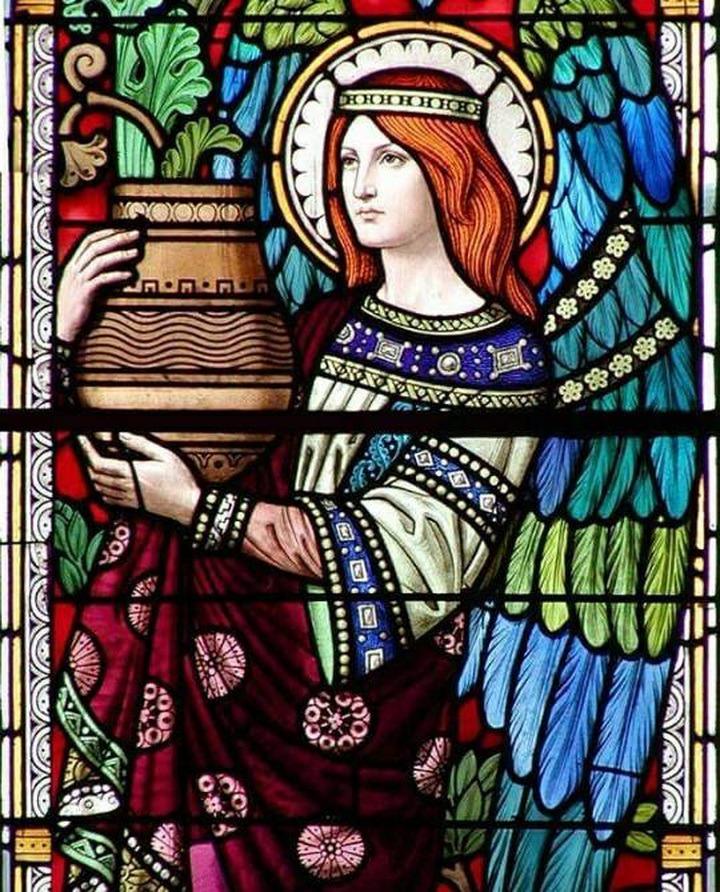 витраж картинки средневековье выборе формы ногтей