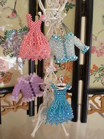 Японское плетение бисером