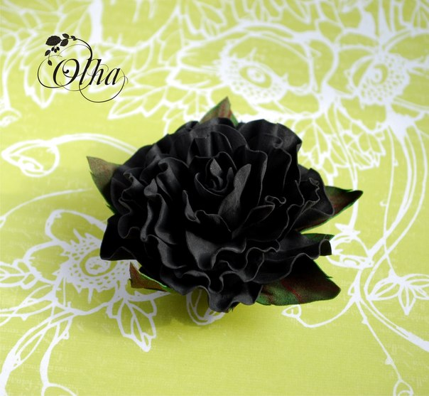 конкурс коллекций, конфетка-розыгрыш, цветы из фоамирана