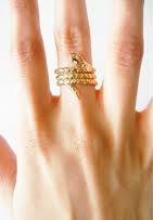 ювелирное искусство, кольца из золота