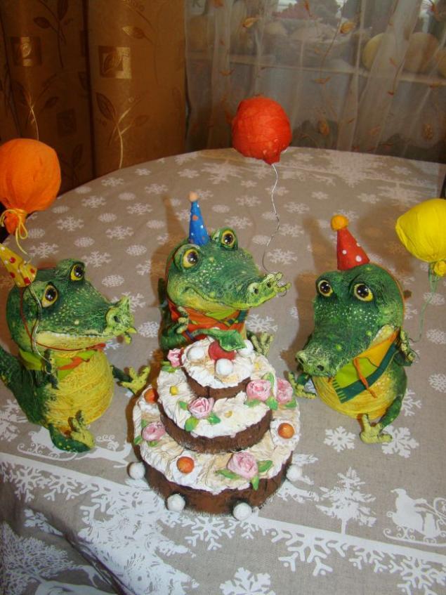 Зелёный крокопоратив, фото № 9