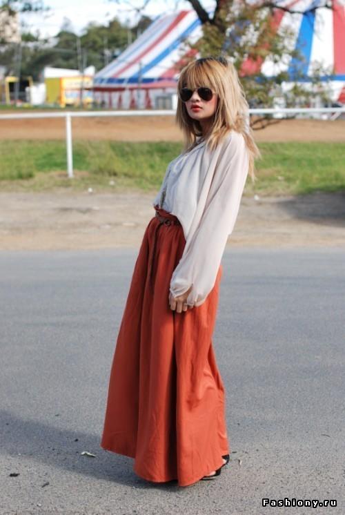 стили одежды, норвежский стиль