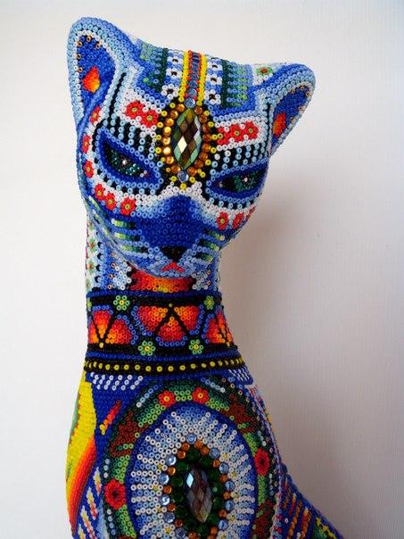 клеевая мозаика