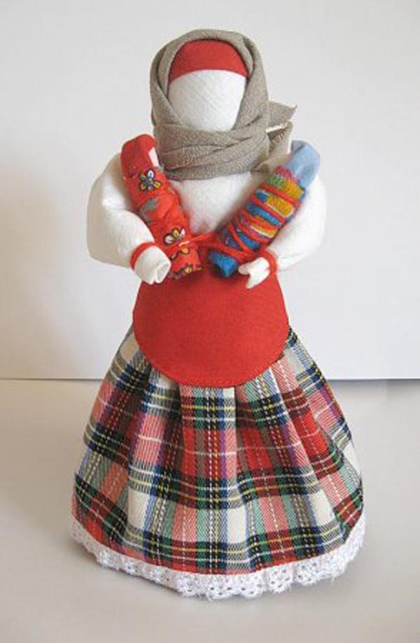 Тряпичные куклы обереги своими руками