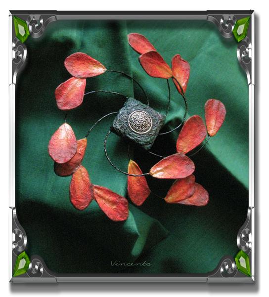 аукцион, аукцион на брошь, акция магазина, роза, брошь-цветок, готика, мистерия, камень, ravenswood, vincento