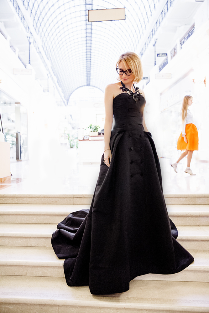 Эвелина хромченко вечернее платье