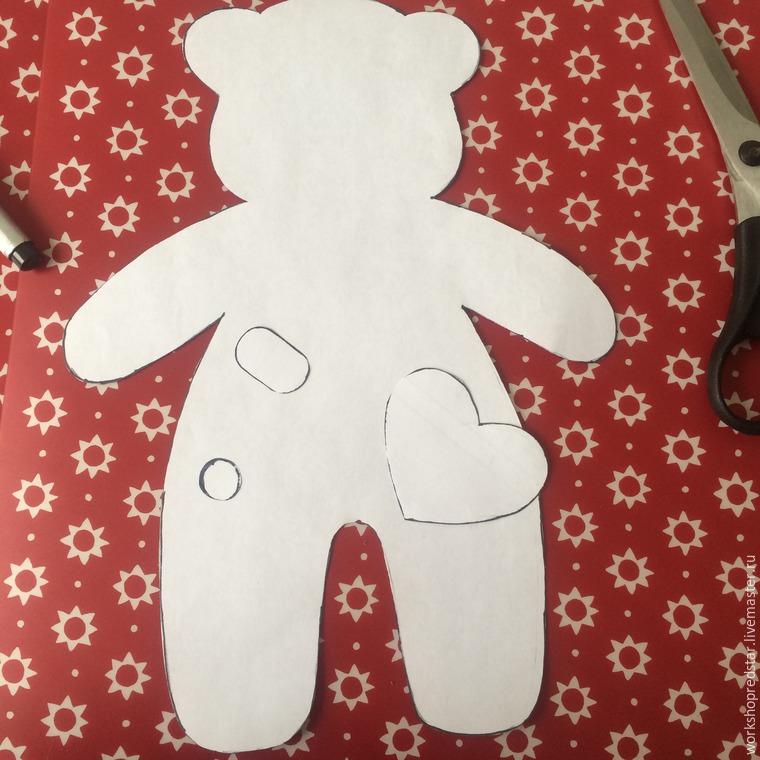 Медвежонок сшить своими руками 994