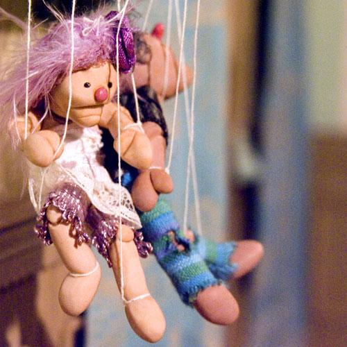 Невероятные кукольные домики и интерьеры Hila Rosenberg. Часть 2, фото № 9