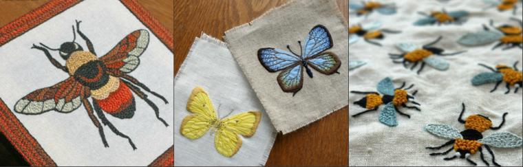 творчество вышивальщицы