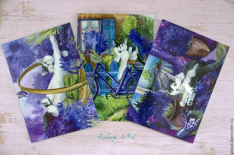 Картинки, все об авторской открытке