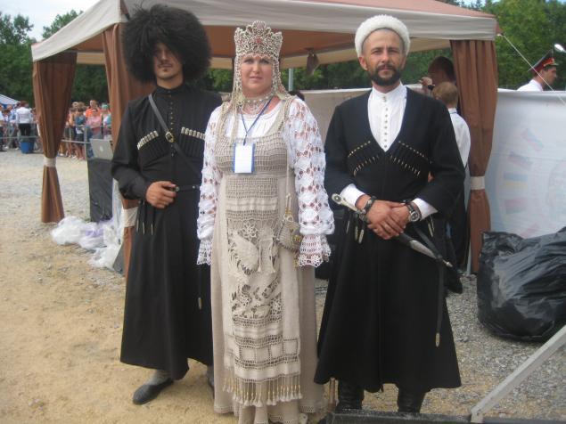 Международный фестиваль славянской культуры. Славянск-на- Кубани 2013., фото № 24
