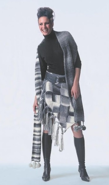 ручное вязание