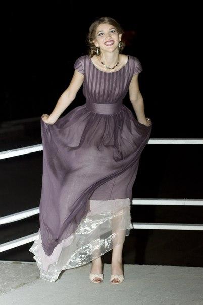 выпускной 2014, платье вечернее