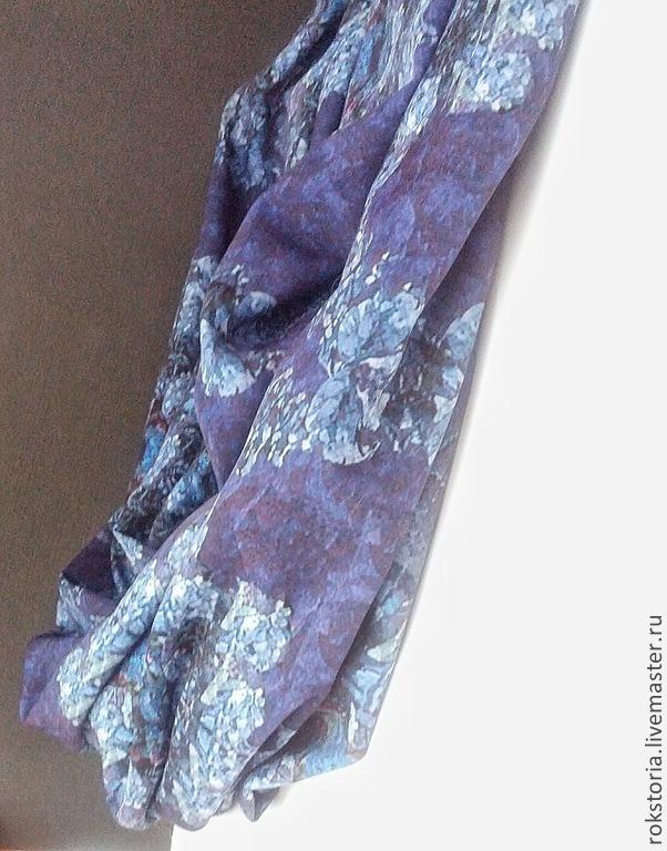 Очень женственный шарфик, фото № 1