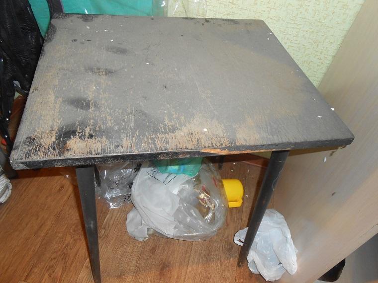 джунгли, журнальный стол, декор журнального стола, мебель ссср