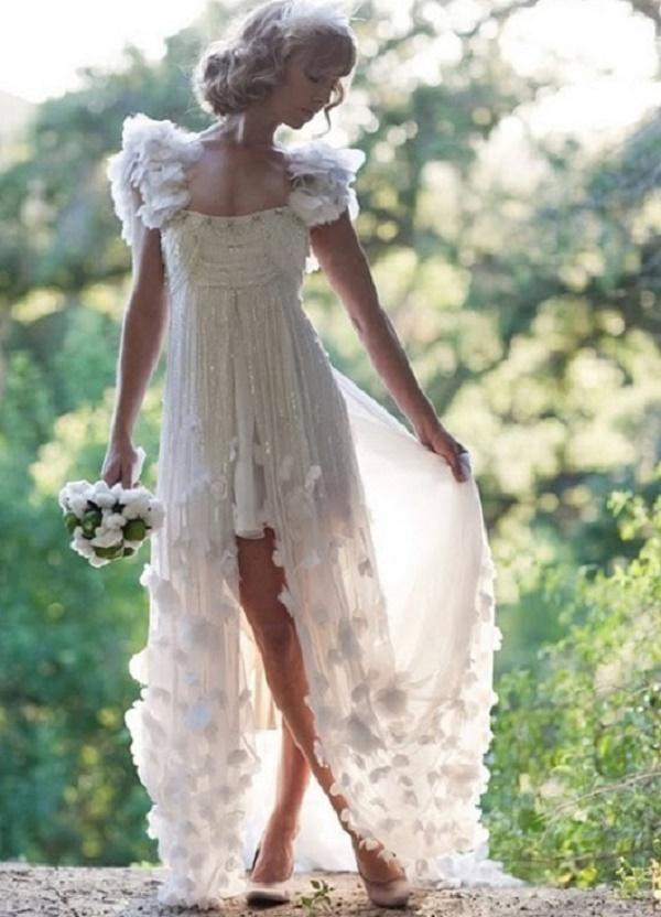 национальный креативное свадебное платье фото вариант обеспечивает