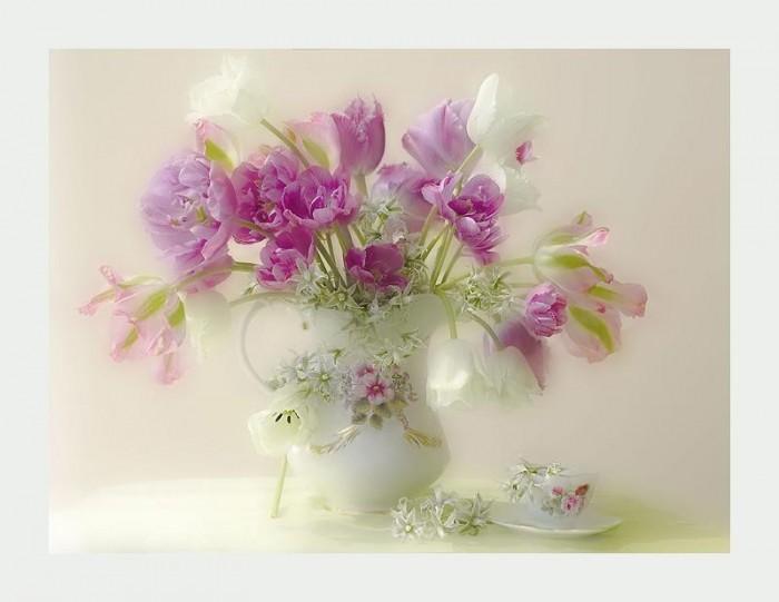 покушавшихся картинки нежные цветы с пожеланиями начала освоения техники