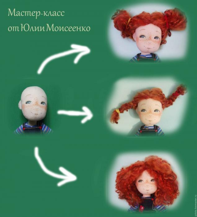 Как сшить куклу ангела своими руками