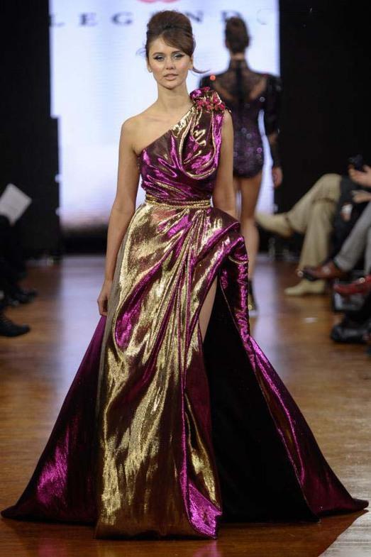 Legends by Bilal Barrage Haute Couture весна-лето 2014, фото № 8