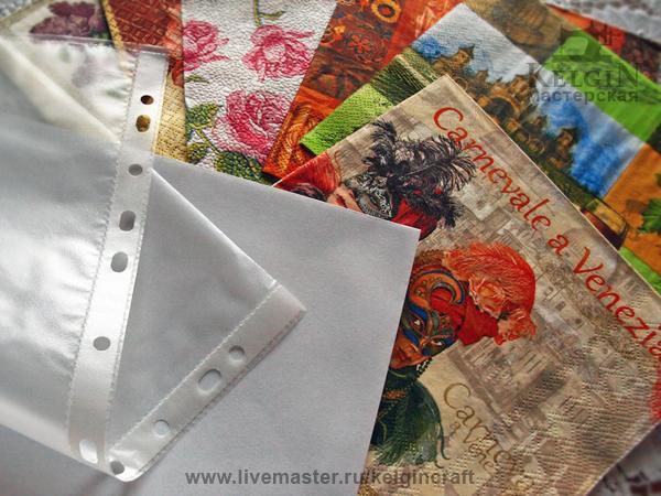салфетки письмом, печать на рисовой бумаге