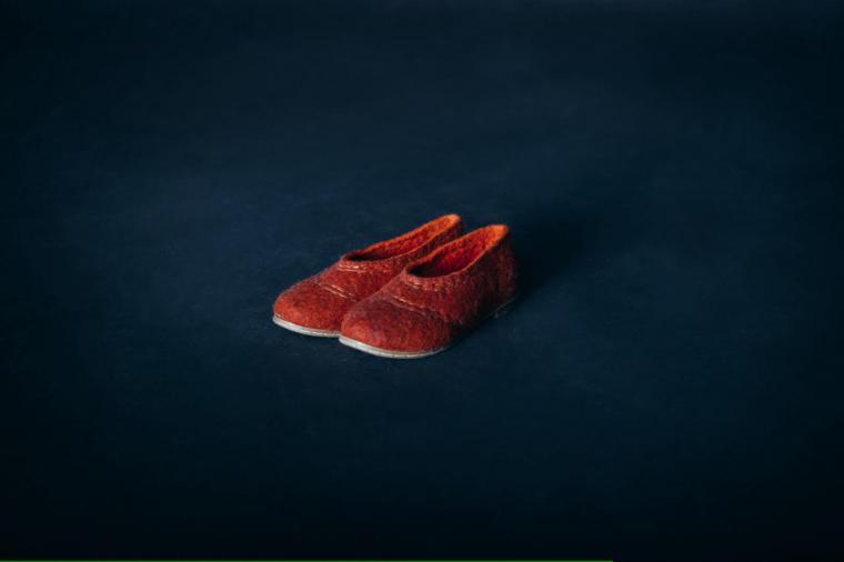мк, лофферы, валяная обувь
