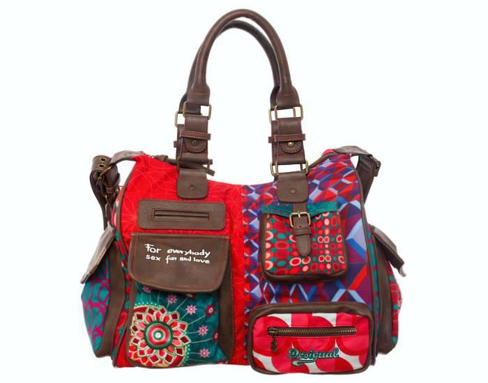cd3b221d540f Яркие сумочки от испанского бренда Desigual – Ярмарка Мастеров