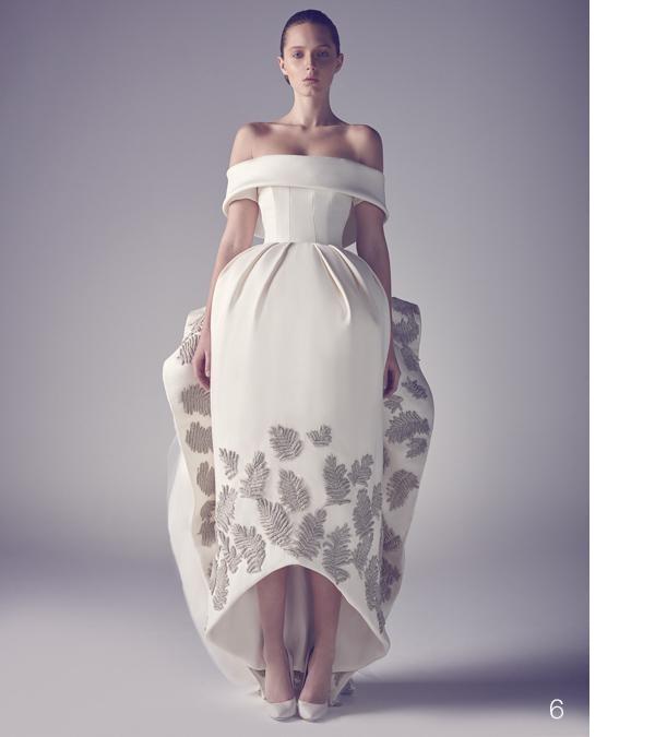 креативное свадебное платье фото стола красном цвете