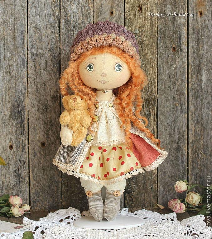 Кукла своими руками муза рукоделия