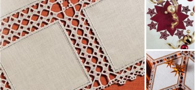 аида, ткань для салфетки
