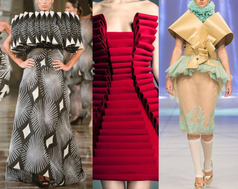 мода, буфы