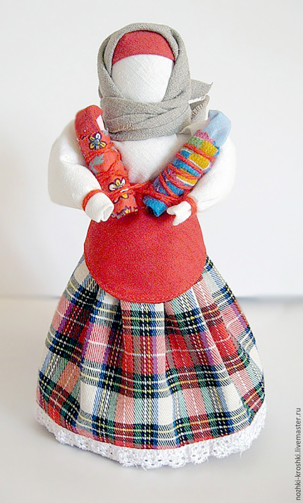Кукла обереги своими руками мастер класс