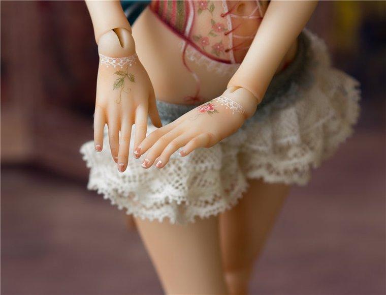 шарнирка, игровая кукла