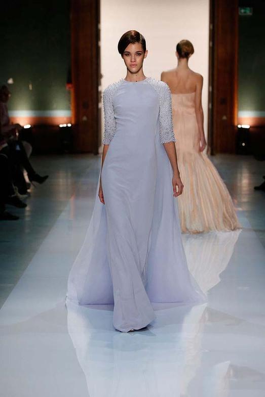 Georges Hobeika Haute Couture весна-лето 2014, фото № 21