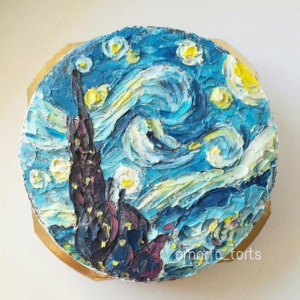 торт, кондитерское искусство