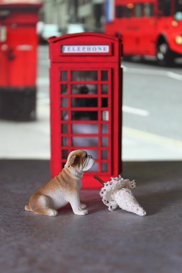 лондон, счастная