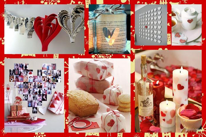 Что подарить ко дню святого валентина своими руками