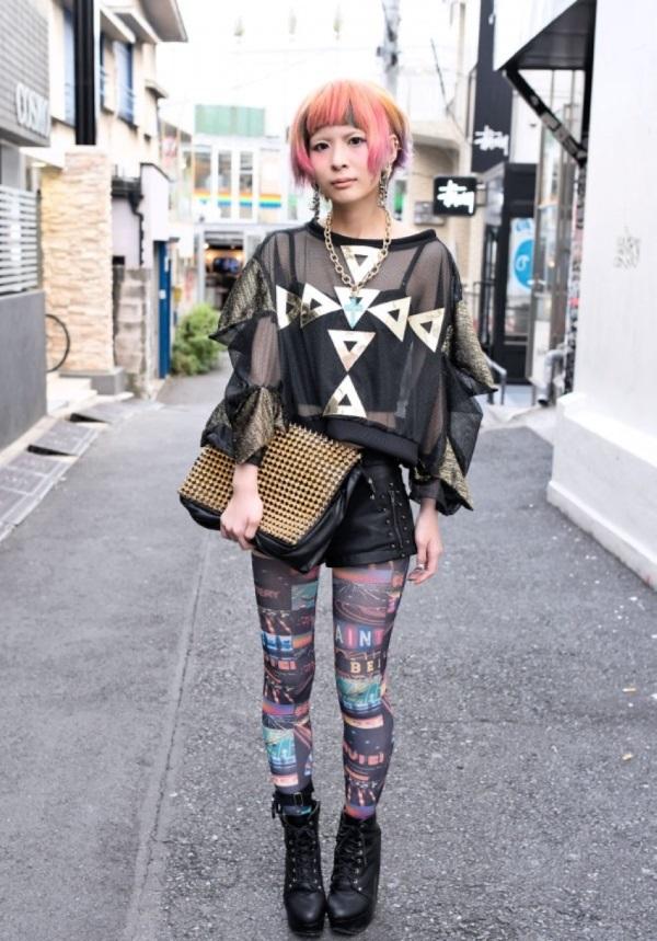 Japan punk girls 2