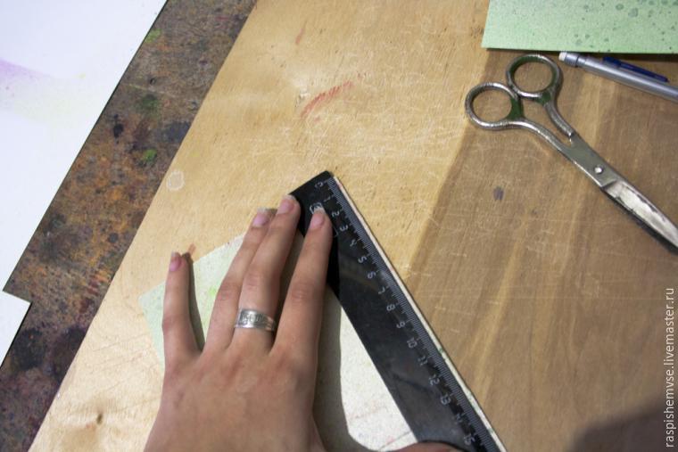 Делаем свадебные кулечки для лепестков, фото № 30