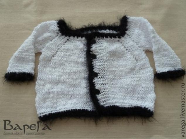 вышивка по вязаному полотну мастер класс для начинающих и