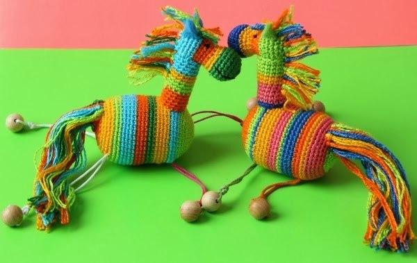 Поделки крючком своими руками игрушки