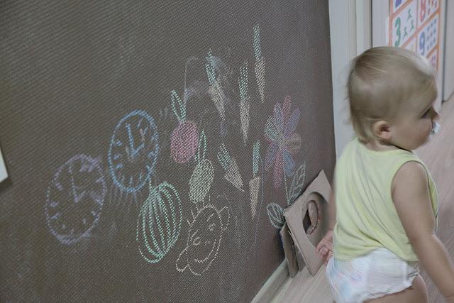 Как рисовать с малышом полутора лет, фото № 15